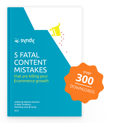 5 fatal product content mistakes